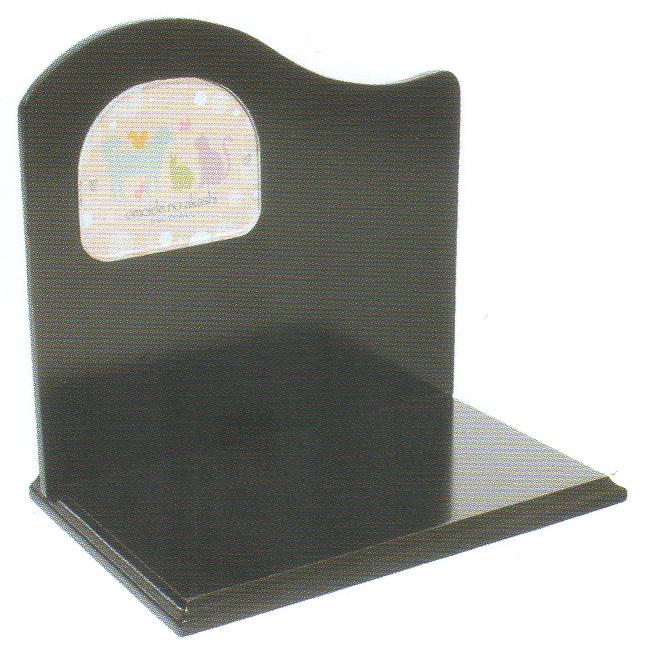背板ステージ(ピアノブラック)